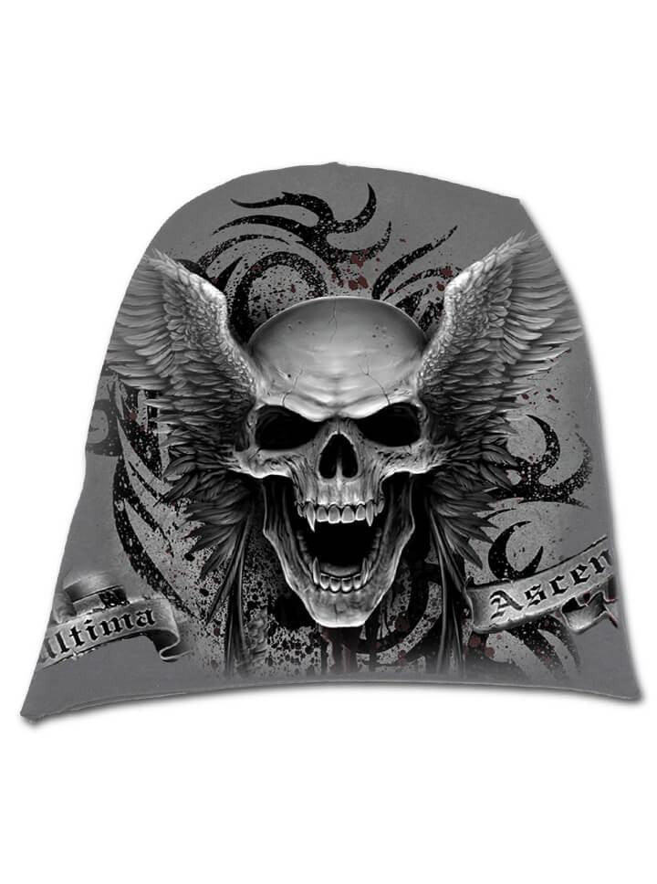 """Ascension"" Beanie by Spiral USA (Grey) - www.inkedshop.com"