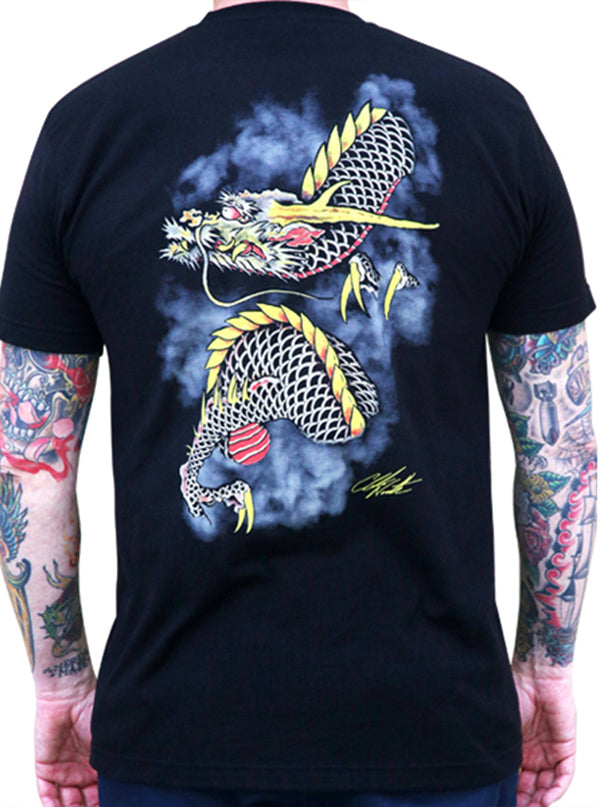 Men's From the Ashes Tee by Black Market Art