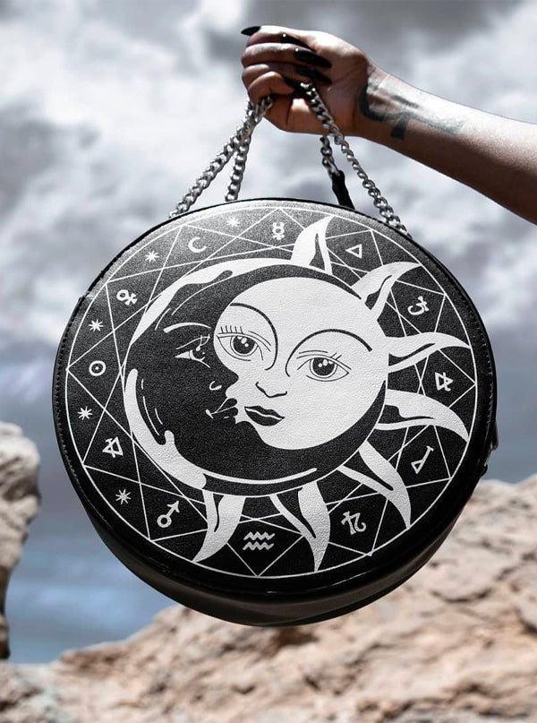 Astral Light Boho Bag by Killstar