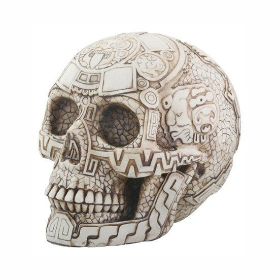 Aztec Skull by Summit Collection - InkedShop - 1