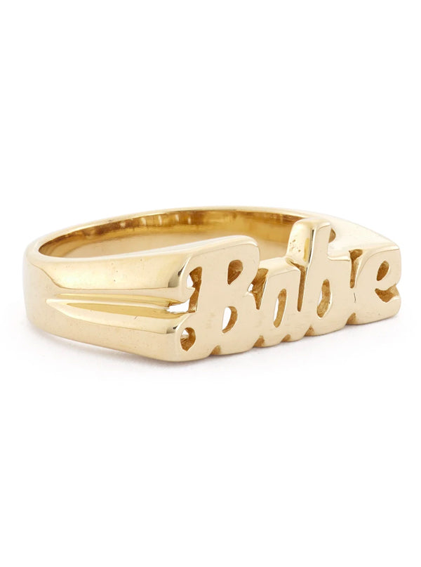 Babe Ring by Snash Jewelry