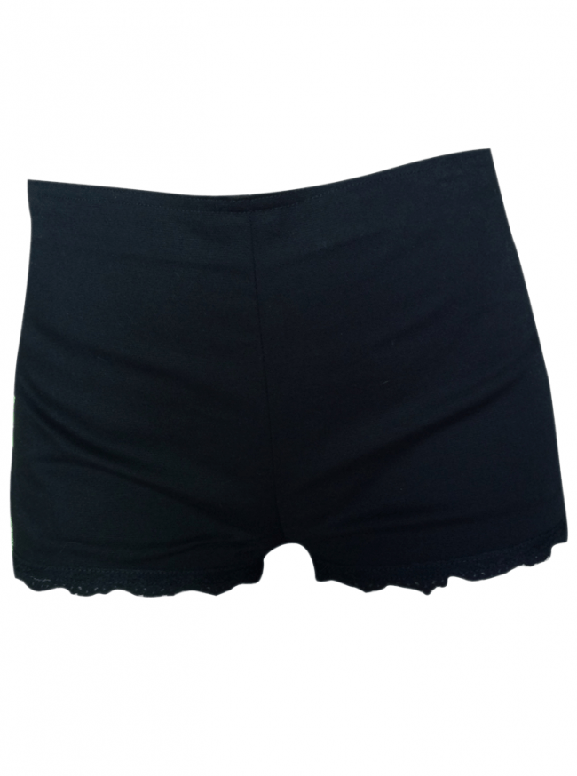 "Women's ""Betty Heart"" Shorts by Switchblade Stiletto (Black) - www.inkedshop.com"