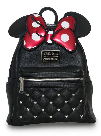Minnie Bow Mini Backpack by Loungefly