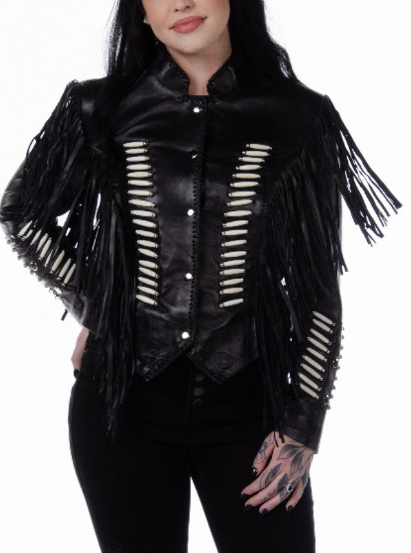 Women's Bad to the Bone Jacket by Liberty Wear