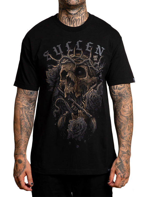 Men's Hladik Badge Tee by Sullen