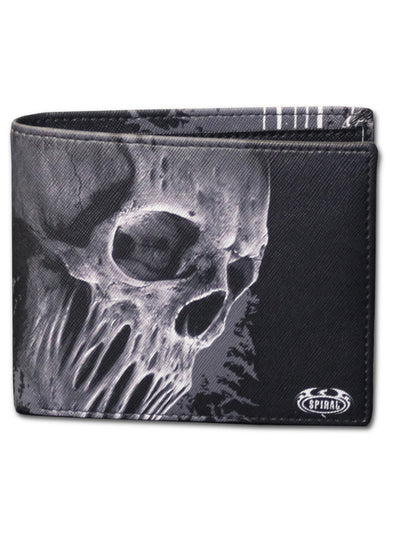 """Bat Curse"" BiFold Wallet by Spiral USA (Black)"