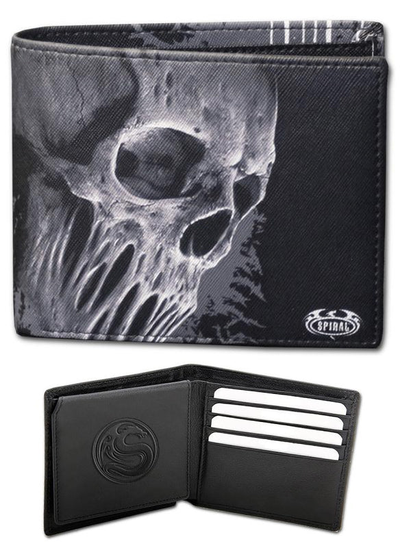 Bat Curse BiFold Wallet by Spiral USA