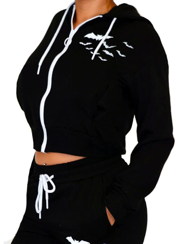 Women's Bat Gang Sweatsuit by Pinky Star
