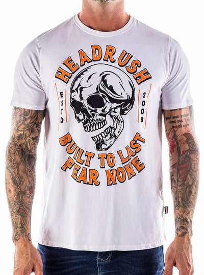 Men's Battery Tee by Headrush Brand