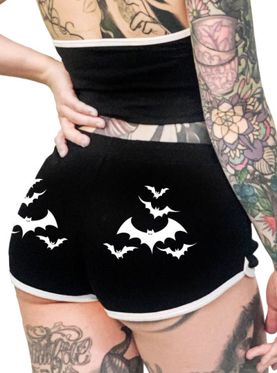 Women's Batty Short Shorts by Too Fast