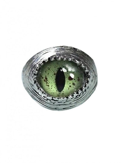 Sterling Silver Snake Eye Adjustable Ring by Blue Bayer Design - InkedShop - 1