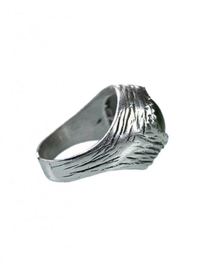 Sterling Silver Snake Eye Adjustable Ring by Blue Bayer Design - InkedShop - 3