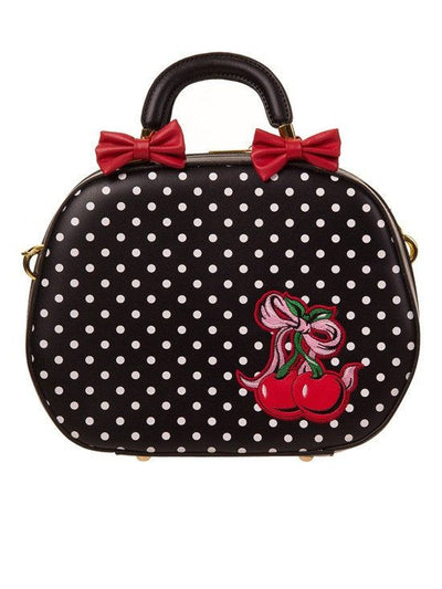 "Women's ""Lucille"" Bag by Banned Apparel (Black) - www.inkedshop.com"