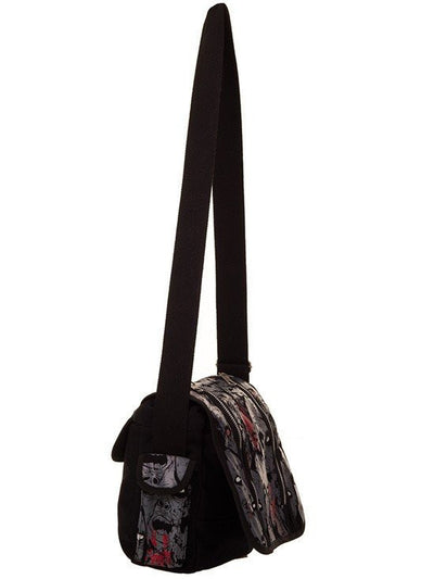"Women's ""My Generation"" Bag by Banned Apparel (Grey/Black) - www.inkedshop.com"