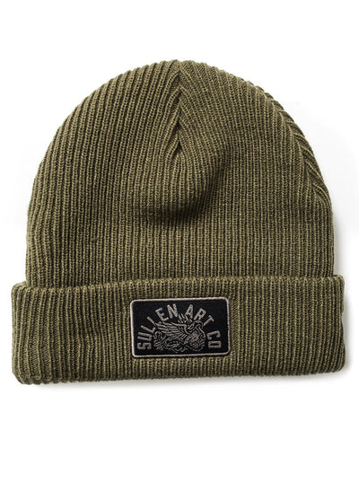 Stand Your Ground Beanie by Sullen