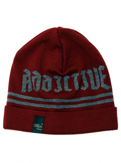 """Logo"" Beanie by Addictive Clothing (More Options) - www.inkedshop.com"