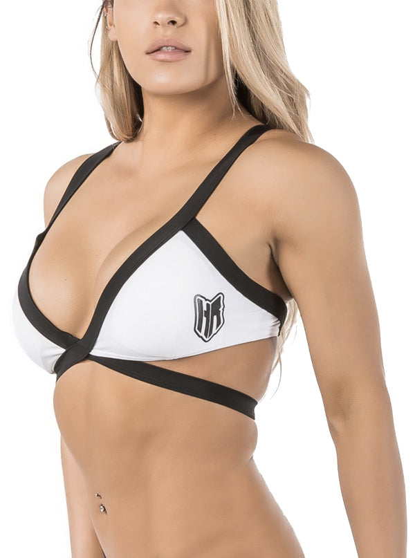 Women's Beatrice Bikini Top by Headrush Brand