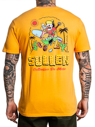 Men's Beer Belly Tee by Sullen