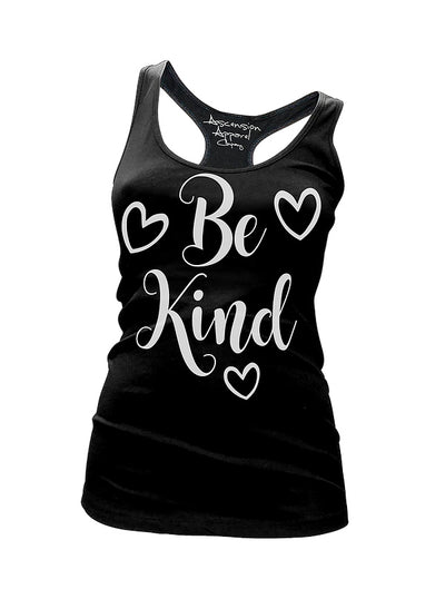 Women's Be Kind Tank by Ascension Apparel