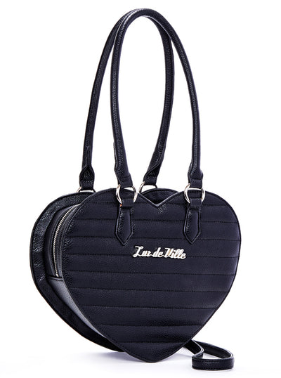 Love You Tote by Lux de Ville