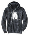 Women's Big Girls Don't Cry Hoodie by Ghost And Darkness