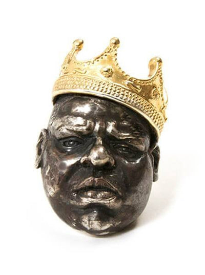 "Men's ""Biggie"" Ring by Aileyan (More Options) - www.inkedshop.com"