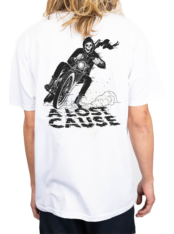 Men's Corner Reaper Tee by A Lost Cause