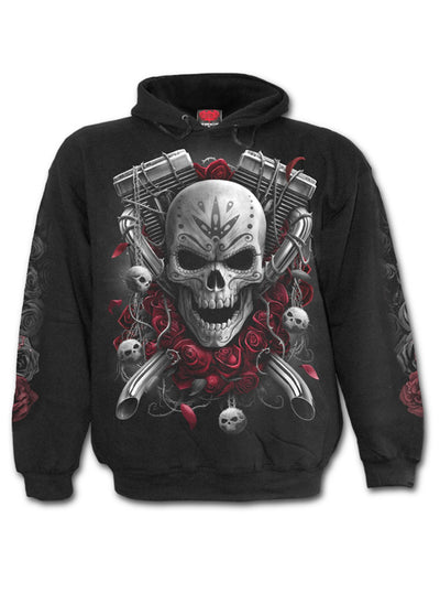 Men's DOTD Bikers Hoodie by Spiral USA