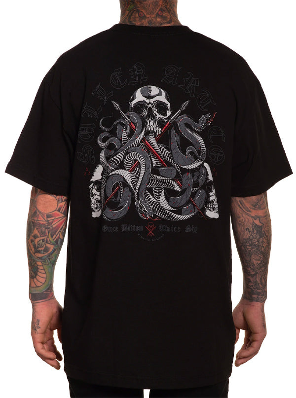 Men's Once Bitten Tee by Sullen
