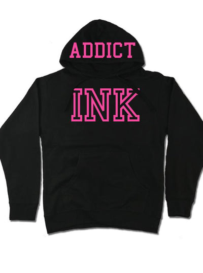 "Women's ""Ink 2.0"" Hoodie by InkAddict (More Options)"