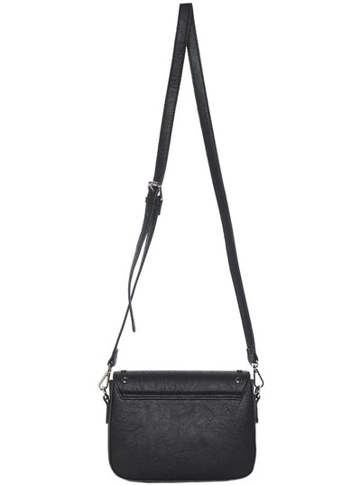"""Vagabond"" Purse by Sourpuss (Black)"