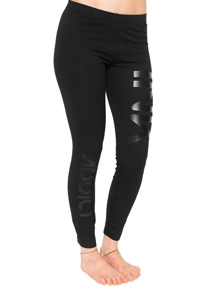 "Women's ""INK"" Leggings by InkAddict (Black Collection) - www.inkedshop.com"