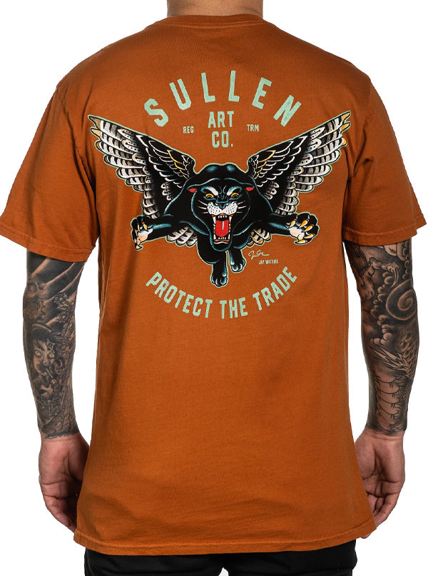 Men's Blaq Magic Tee by Sullen