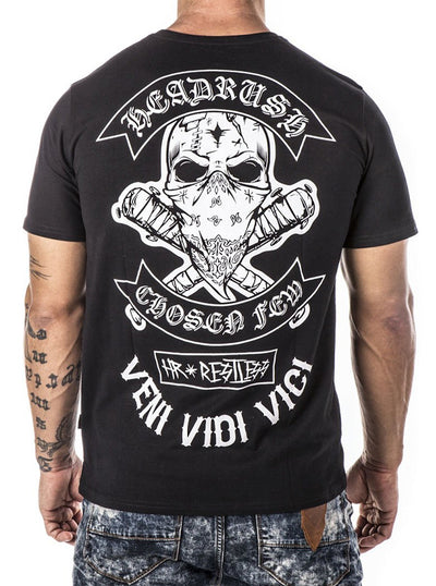 Men's Bleed Guitarist Tee by Headrush Brand