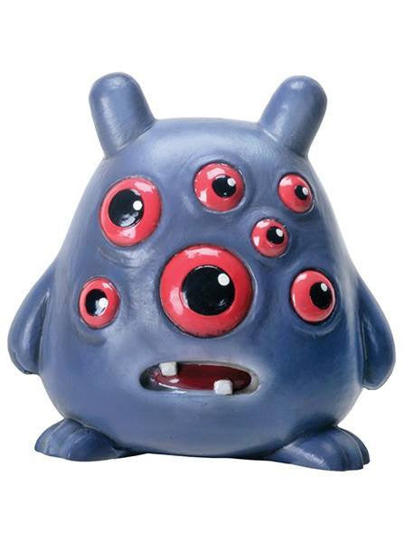 "Underbedz™ ""Blinky"" Vinyl Toy by Summit Collection - www.inkedshop.com"