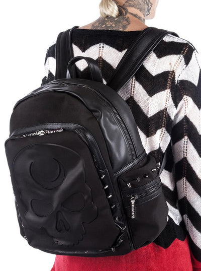 """Blitz"" Backpack by Killstar (Black)"