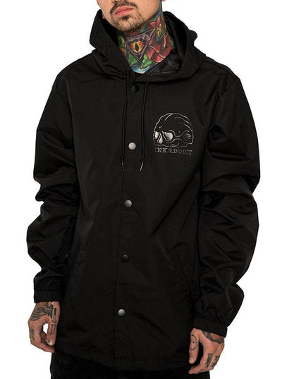 Men's Keep It Bottled Up Windbreaker by InkAddict