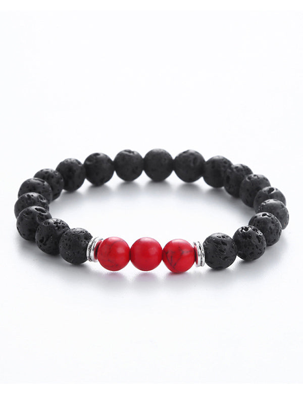 Unisex Hot as Hell Lava Bracelet
