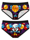 Women's We All Bloat Period Panties by Harebrained!