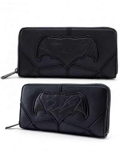 """DC Comics: Batman Cosplay"" Wallet by Loungefly (Black)"