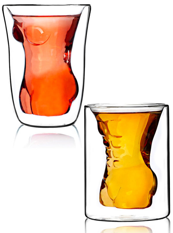 Body Shot Glass
