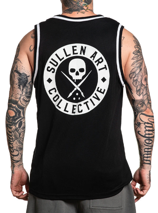 Men's Badge of Honor Jersey by Sullen