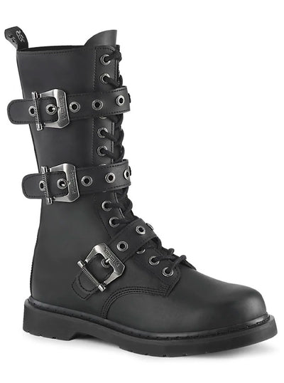 Unisex Bolt 330 Combat Boot by Demonia