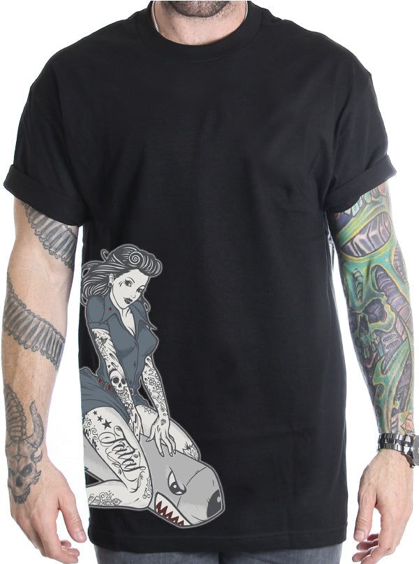 Men's Bombs Away Tee by Fatal Clothing