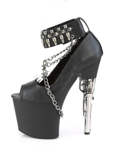 Women's Bondgirl 783 Platform Pumps by Pleaser