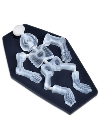 """Mr. Bones"" Ice Cube Tray by Fred & Friends - www.inkedshop.com"