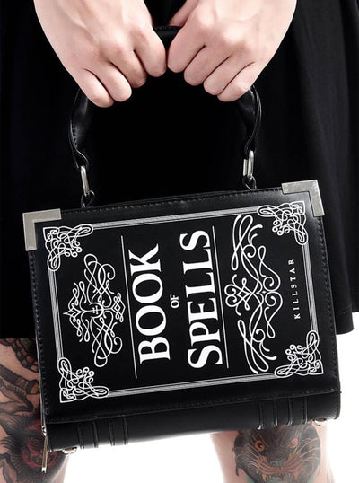 Book Of Spells Handbag by Killstar