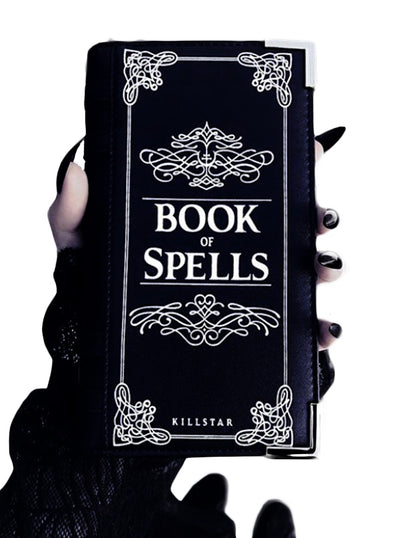 Book Of Spells Wallet by Killstar