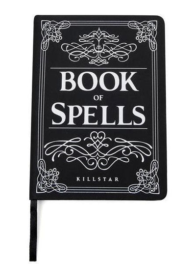 Book Of Spells Journal by Killstar