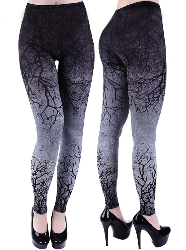 Women's Branches Leggings by Restyle